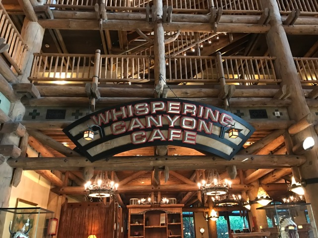 Disney World Planning Guide - Whispering Canyon